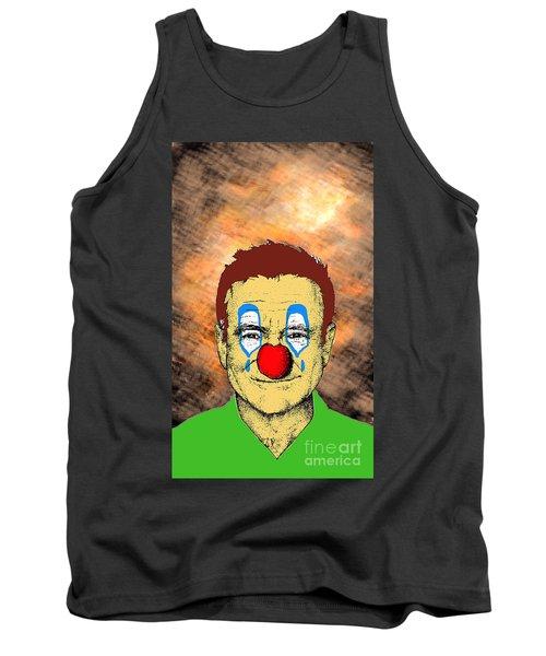 Robin Williams 1 Tank Top