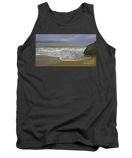Rock And Sand Tank Top