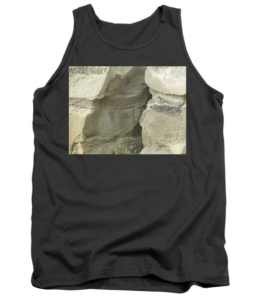 Rock Cleavage Tank Top