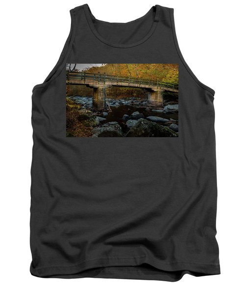 Rock Creek Park Bridge Tank Top