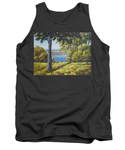 Rock Cut State Park Tank Top