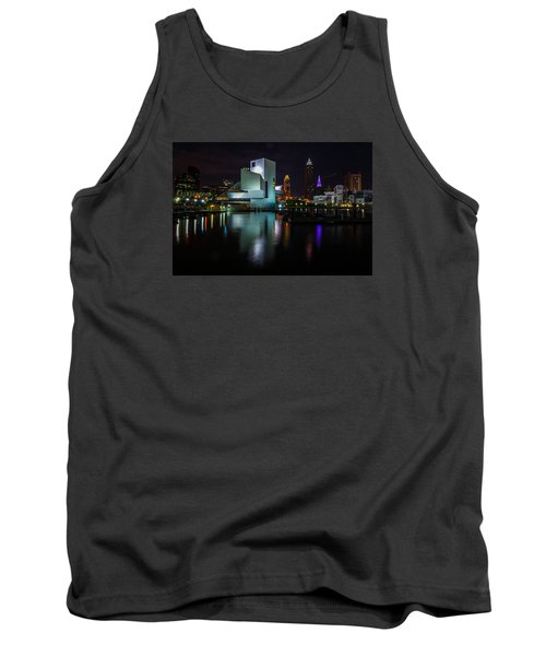 Rock Hall Reflections Tank Top