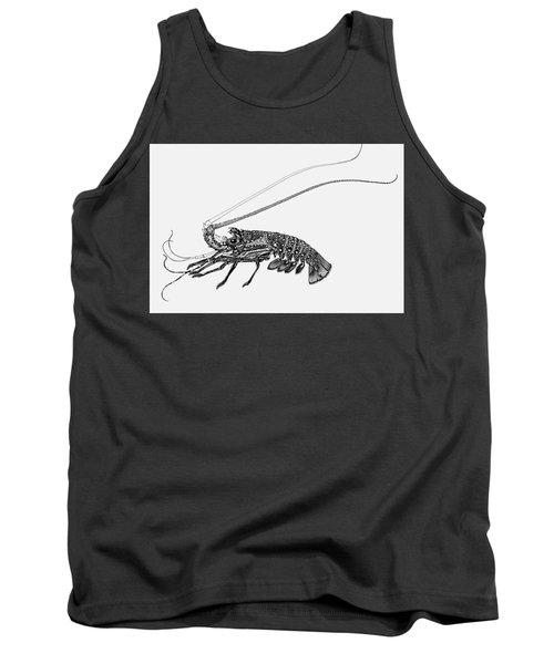 Rock Lobster Tank Top