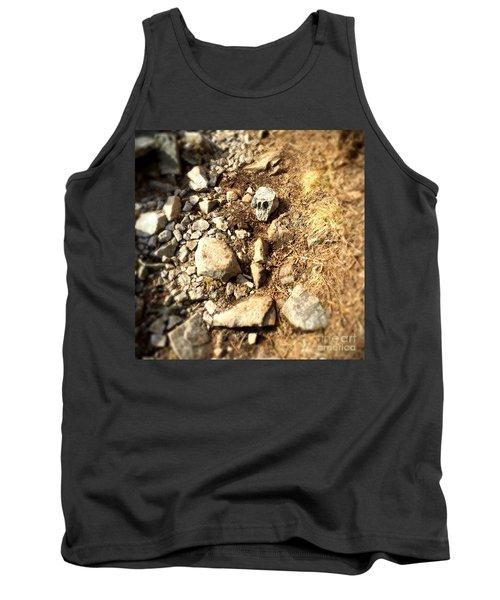 Rock Skull Tank Top