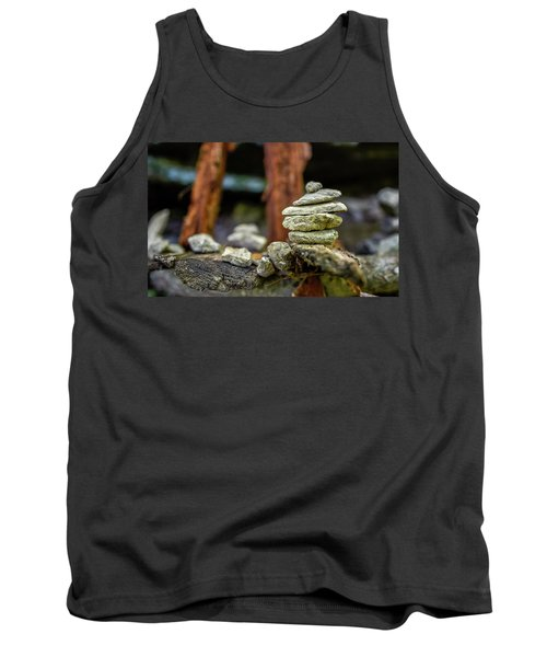 Rock Stack Tank Top