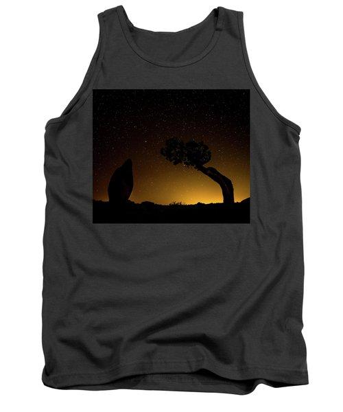 Rock, Tree, Friends Tank Top