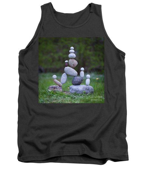 Rock Yoga Tank Top