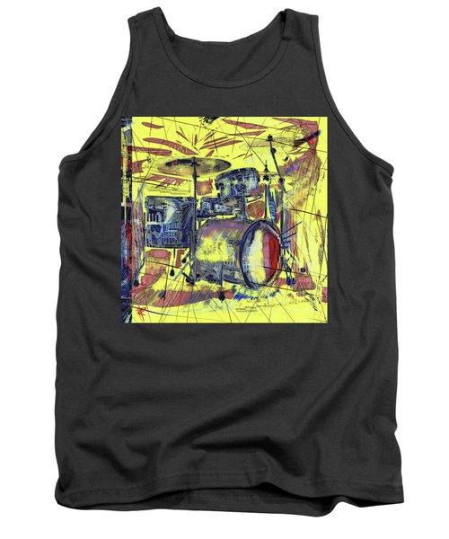 Rockin Drums Tank Top