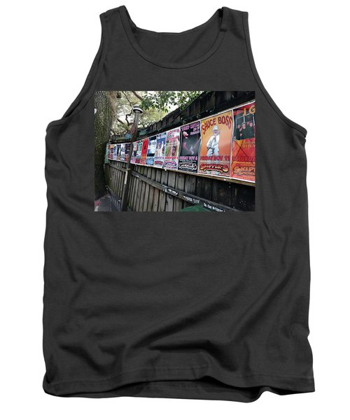 Rockin Smoke House Tank Top