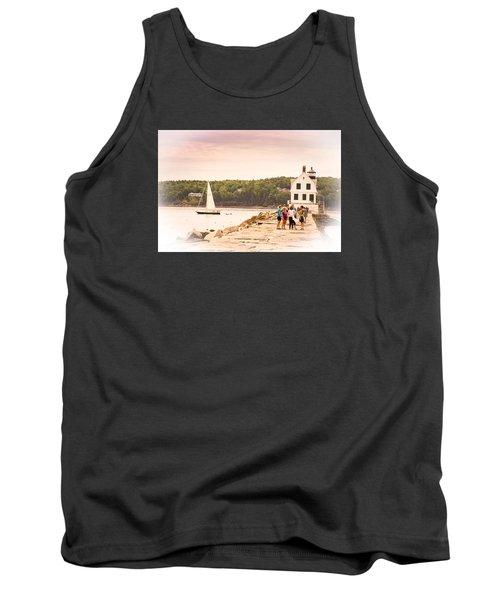 Rockland Breakwater Tank Top