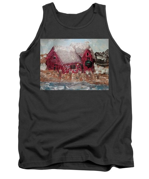Rockport Christmas 1 Tank Top