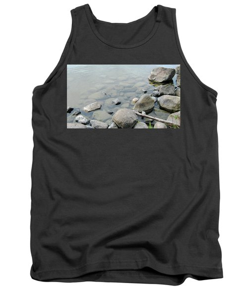 Rocks And Water Tank Top