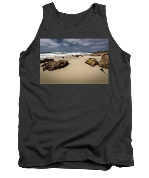 Rocks On The Shore Tank Top