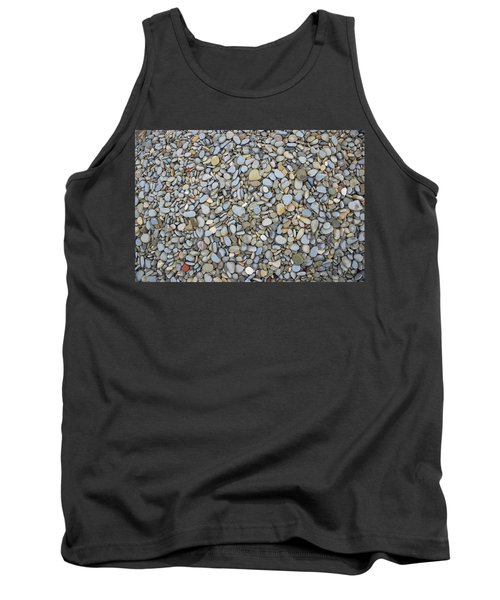 Tank Top featuring the photograph Rocky Beach 1 by Nicola Nobile