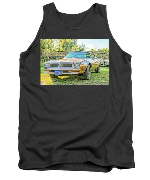 Rocky Front Tank Top by Brian Wright