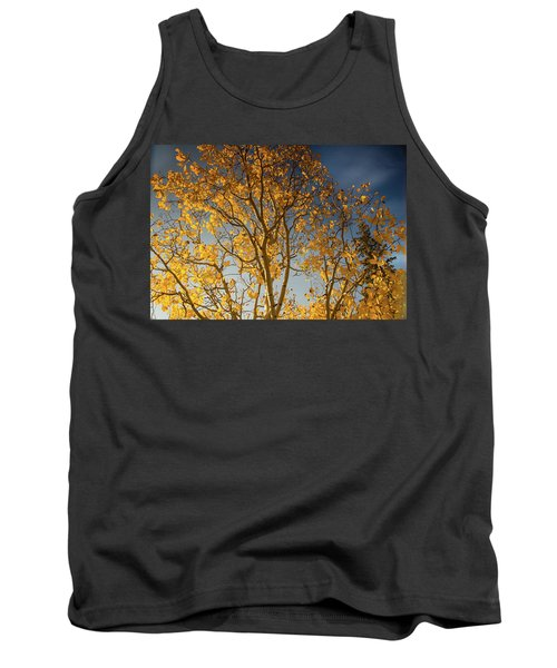 Rocky Mountain Fall Colors Tank Top