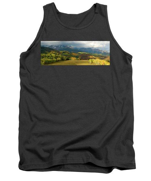 Rocky Mountain Fall Tank Top