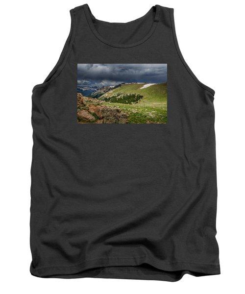 Rocky Mountain Strorm Tank Top
