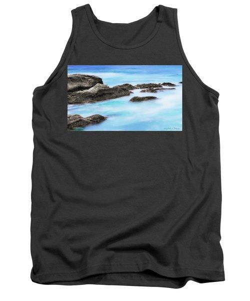 Rocky Ocean Tank Top