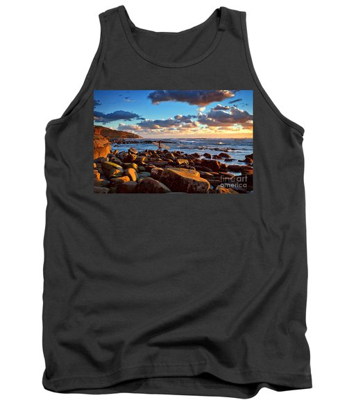 Rocky Surf Conditions Tank Top