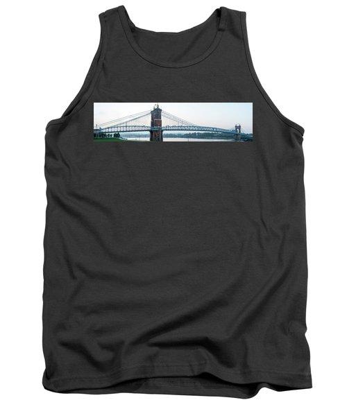 Roebling Bridge Tank Top