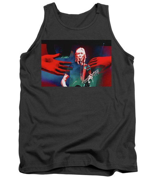 Roger Waters Tour 2017 - Wish You Were Here II Tank Top