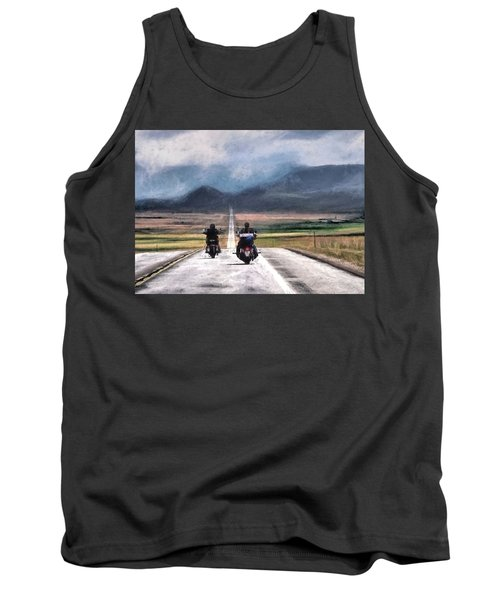 Roll Me Away Tank Top