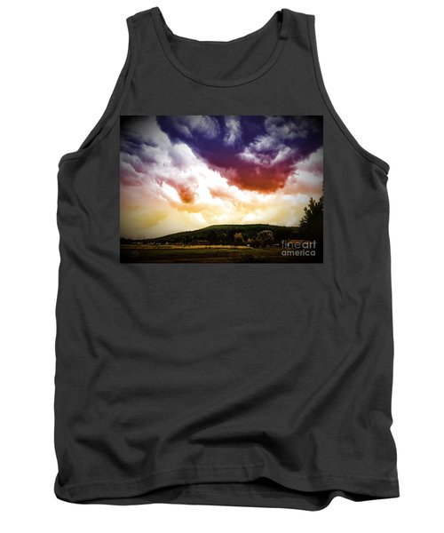 Rolling Thunder Tank Top