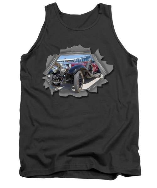 Rolls Out  T Shirt Tank Top by Larry Bishop