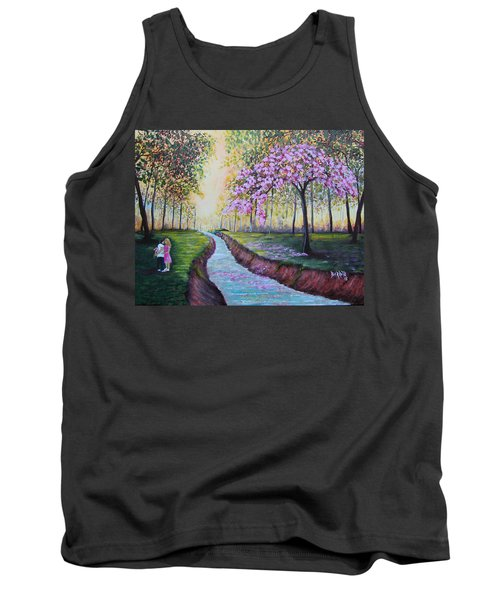 Romantic Moment Tank Top