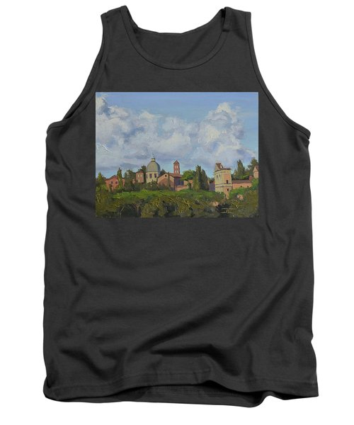 Rome Afternoon Tank Top
