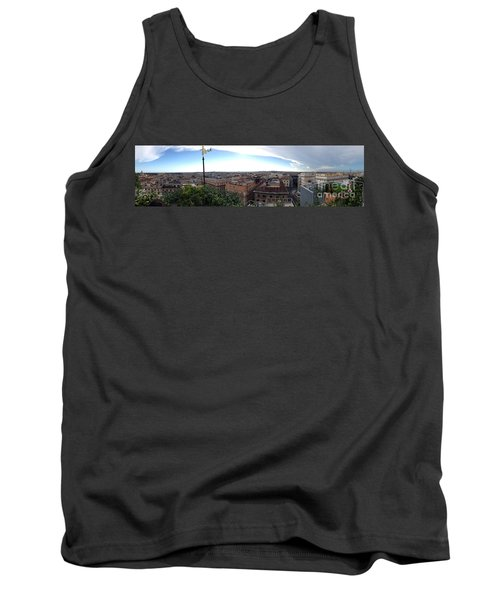 Rooftops Of Rome Tank Top