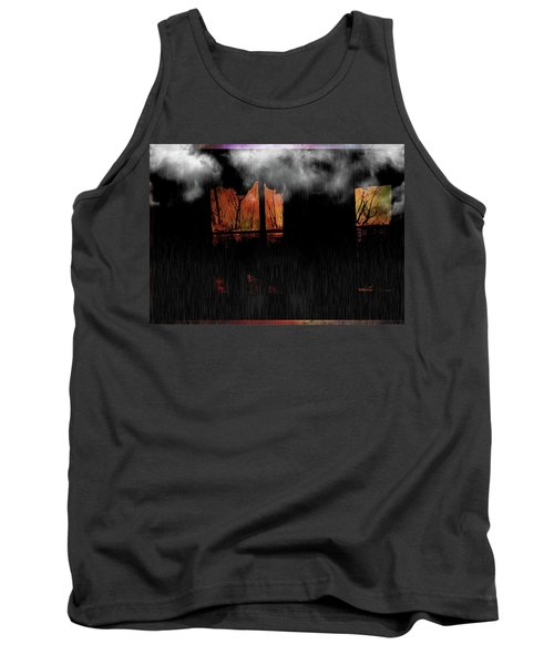 Room With Clouds Tank Top