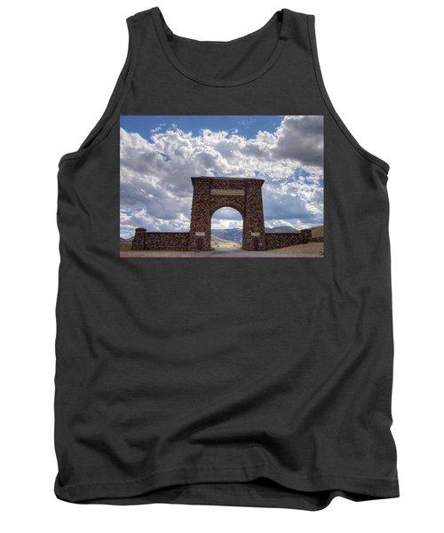 Roosevelt Arch Tank Top