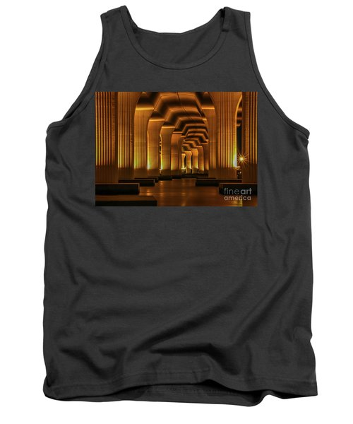 Roosevelt Night Shot Tank Top by Tom Claud