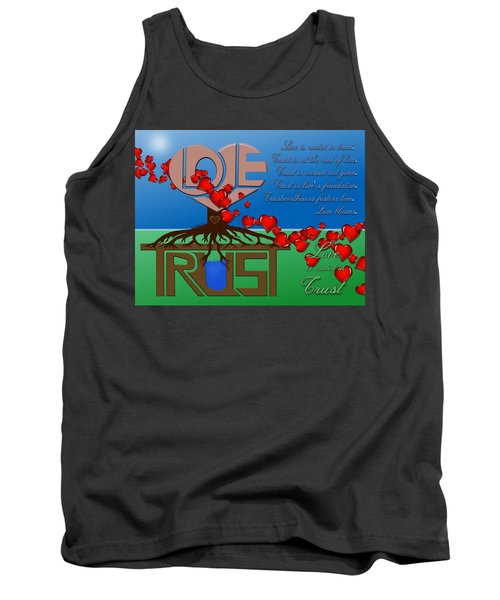 Rooted In Trust Tank Top