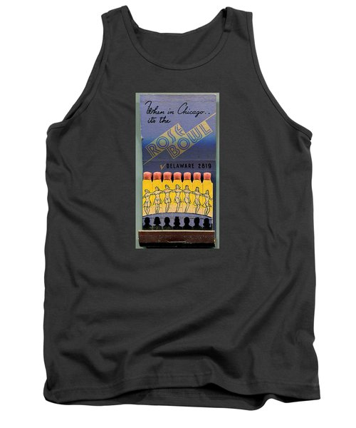 Rose Bowl Chicago Matches Tank Top