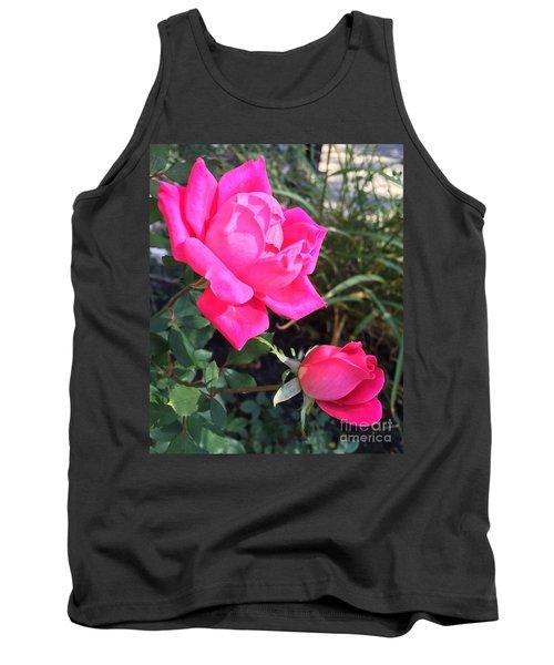 Rose Duet Tank Top