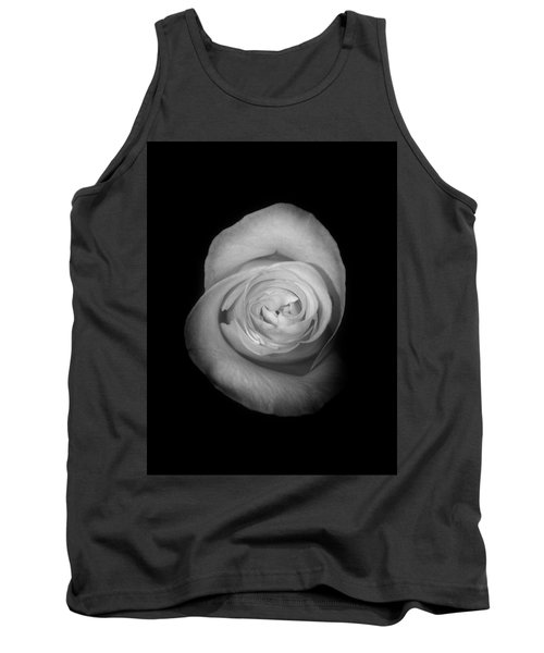 Rose From The Shadows Tank Top