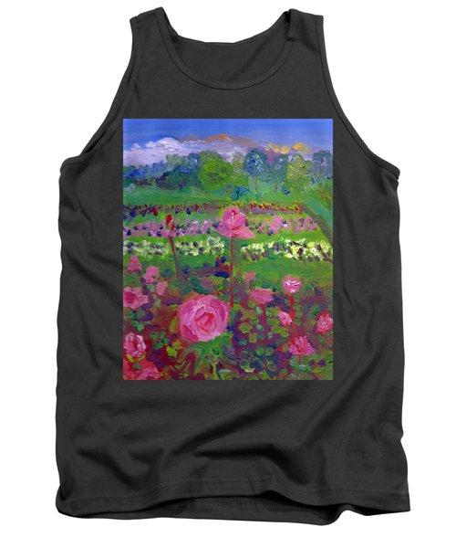 Rose Gardens In Minneapolis Tank Top
