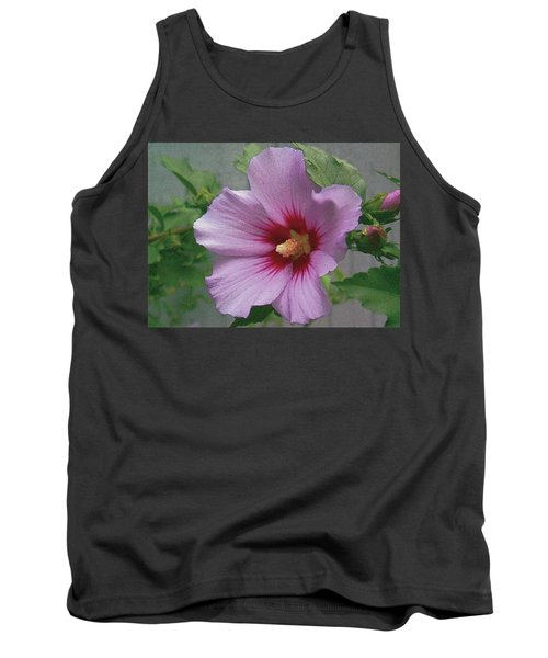 Rose Of Sharon Tank Top