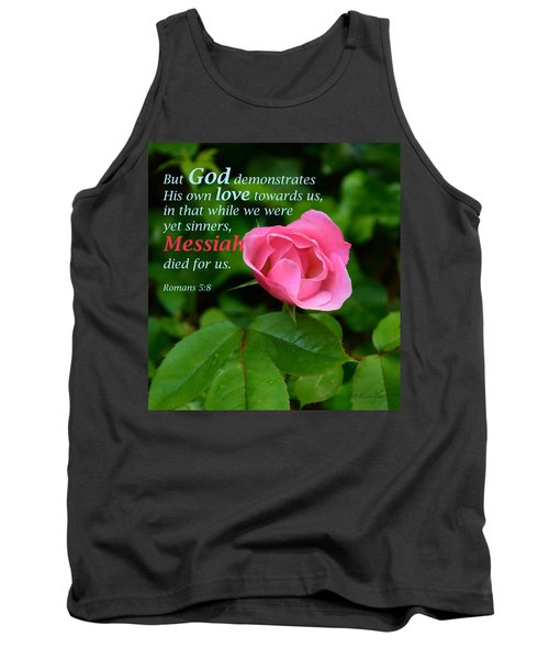 No Greater Love Tank Top