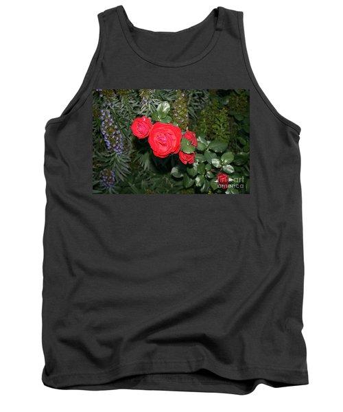 Roses Among Tank Top