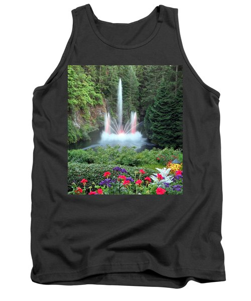 Ross Fountain Tank Top by Betty Buller Whitehead