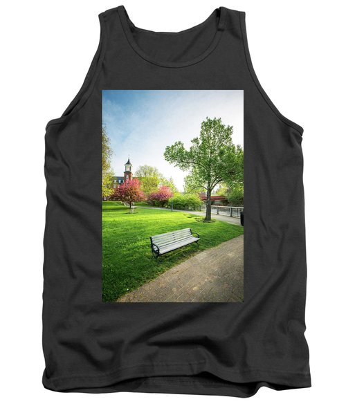 Rotary Park - Busiel Mill  Tank Top