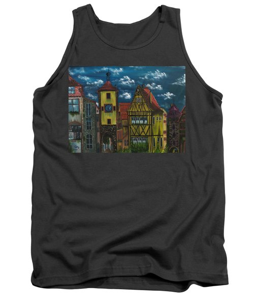 Rothenburg Ob Der Tauber Tank Top