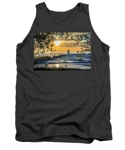 Tank Top featuring the photograph Rough Opening by Bill Pevlor