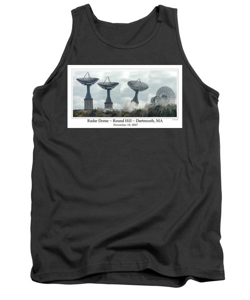 Round Hill Radar Demolition Tank Top