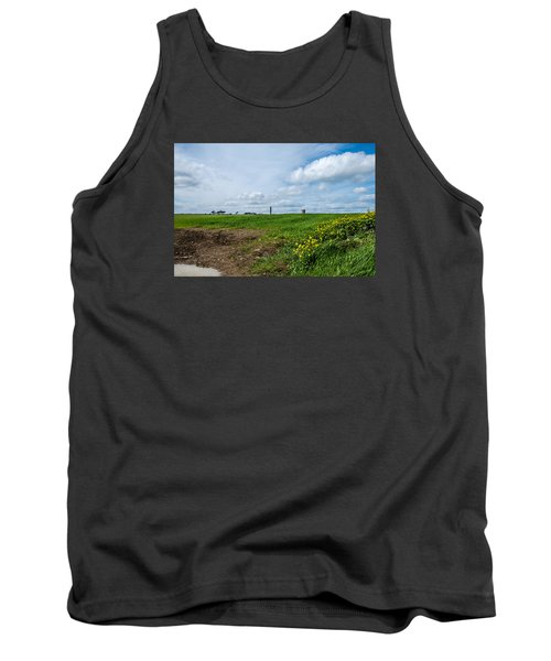 Round Tower Portrane Tank Top