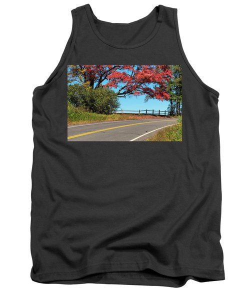 Route 5 Color Tank Top